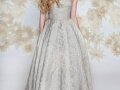 Tara LaTour Jacquard Wedding Dress