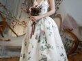 Floral Print Dress Elizabeth Fillmore