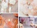 boja pijeska paleta boja inspiracija za vjenčanje, ideje