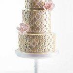 Kreativne i primamljive torte za zimsko vjenčanje