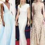 Haljine sa dodijele filmskih nagrada Oscar 2014 dostojne da budu vjenčanice