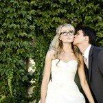 Koliko 'oštro' želite pamtiti dan vjenčanja? – savjeti za mladenke sa naočalama