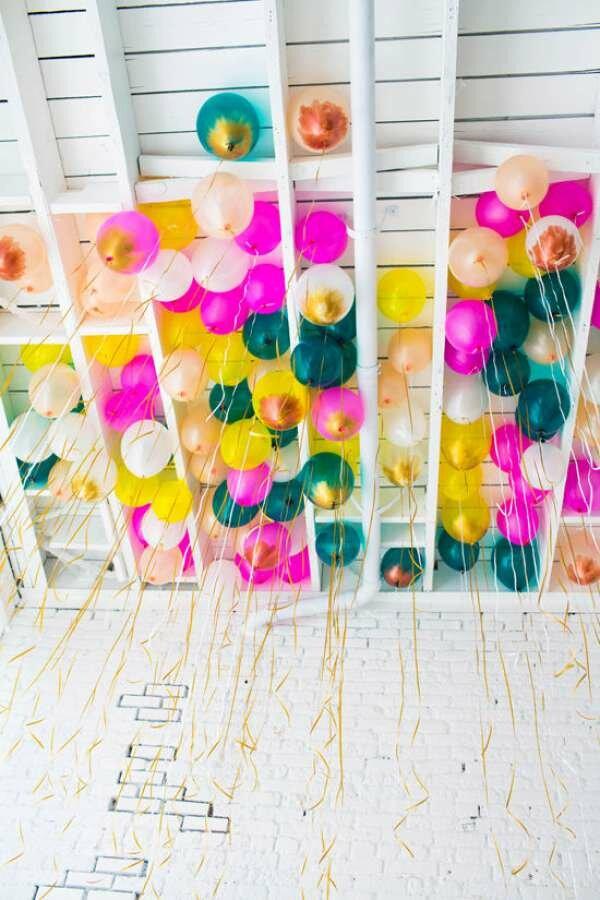 Uradi sama: dekoracija s balonima