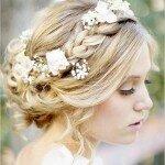 Cvijeće u kosi