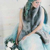Zimsko-plava inspiracija