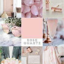 Rose quarts boja