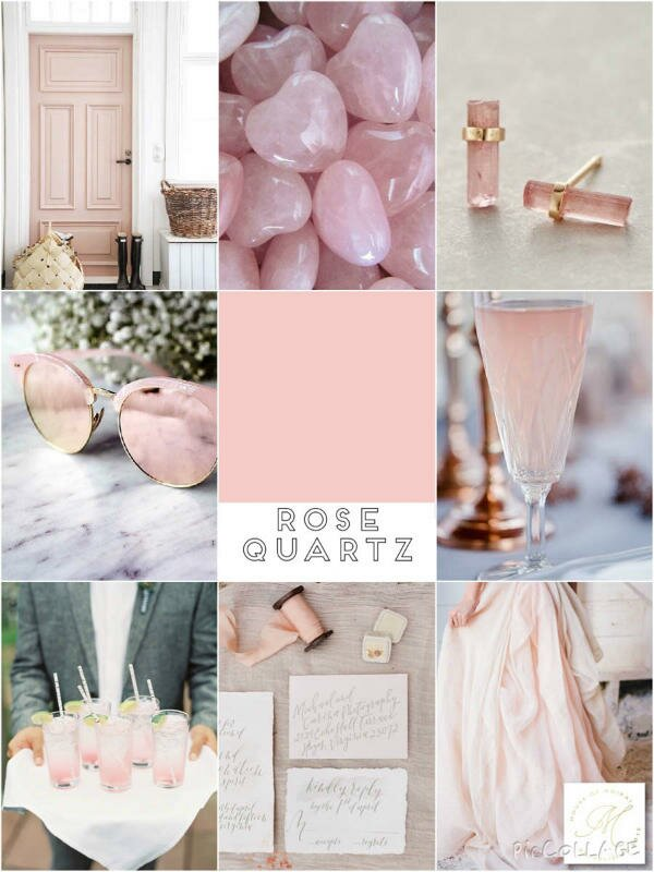 Pantone boje za 2016: Serenity & Rose Quartz